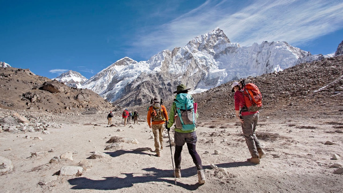 Трекинг в НЕПАЛ - EVEREST BASE CAMP TREK