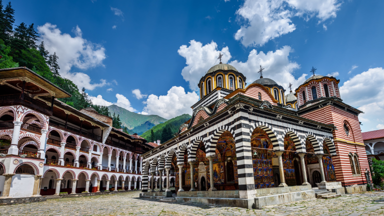 Fullday tour to Rila Monastery