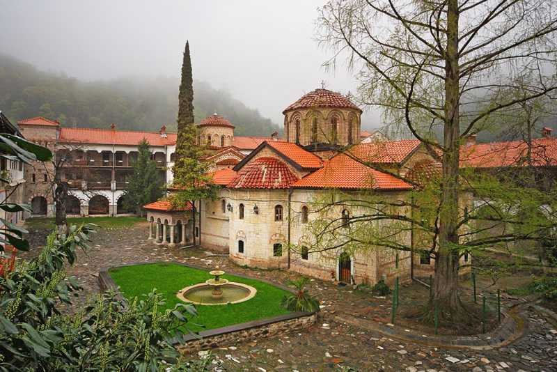 Full day small group tour to Plovdiv and Bachkovo Monastery highlight